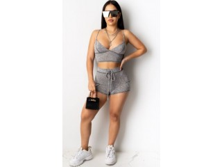 Wholesale7|Summer comfortable tracksuits